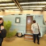 Oldies auf dem Caravansalon 2015