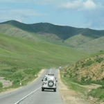 Russland –Kasachstan –Mongolei