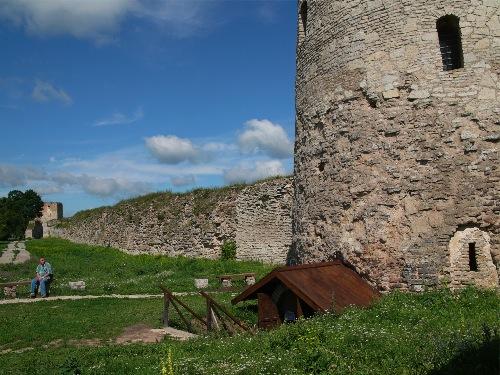 Festung Izborsk