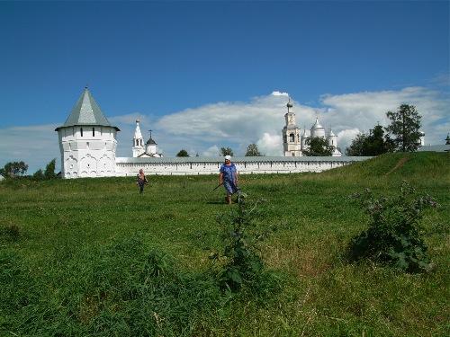 Kloster vor Wologda