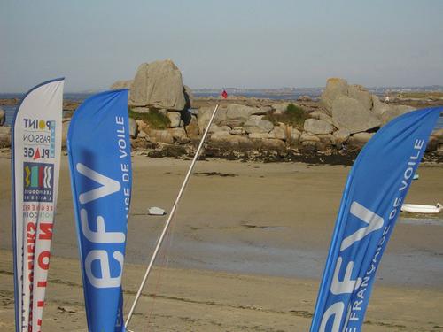 Strand von Brignogan Plages