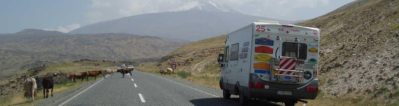 Anatolien – Durchs wilde Kurdistan 2008