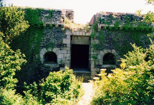 Festungsanlage auf Crozon