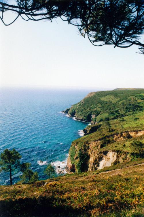 ...besser kann der Ausblick dabei einfach nicht sein - Cap de la Chevre