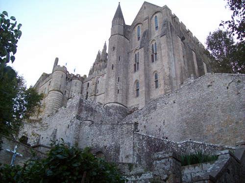 Kirche und Kloster von Mt.St.Michel