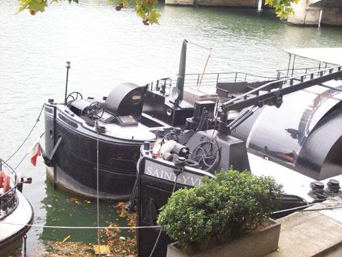 Idylle auf der Seine