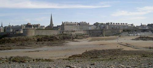Vorschaubild Panorama St. Malo