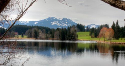 Nesselwang Schwaltenweiher