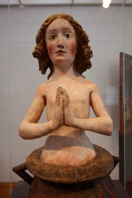 Der Heilige Vitus in siedendem Öl (er wurde errettet)
