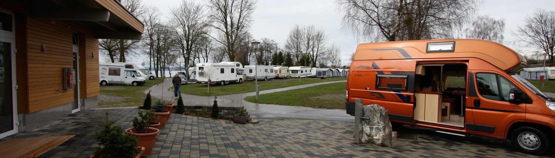 Campingplatz Friedrichshafen-Fischbach am Bodensee