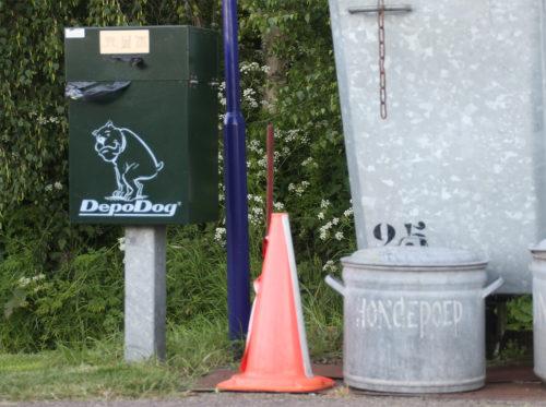 """Mülltrennung für """"Hondepoep"""""""