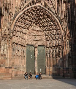 Portal Straßburger Münster