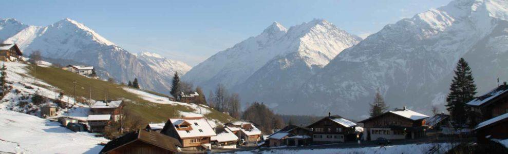 Von Interlaken über Grindelwald nach Hasliberg