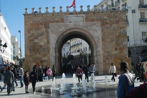 Weihnachten und Silvester 2010/2011 in Tunesien