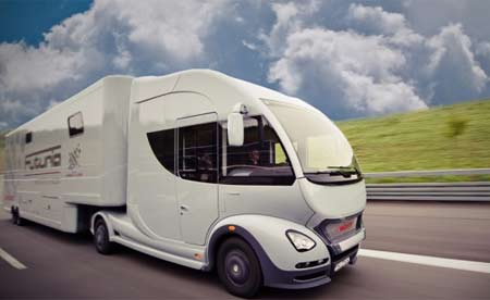 Futuria Truck © MOST Mobile Specials GmbH