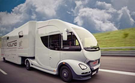 Futuria Truck © MOST Mobile Specials GmbH