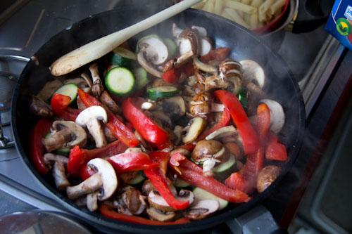 Womo-Cuisine – mit der Zeit werden wir mutiger als Nudeln mit Pesto