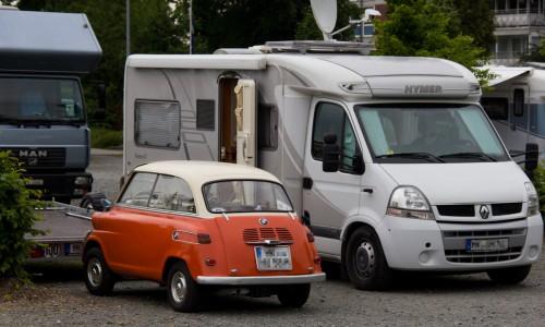 Die gute alte BMW Isetta, Kindheitserinnerungen