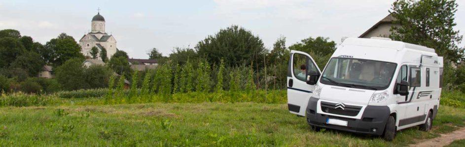 Im Herzen der Westukraine: Kleine Rundtour in Galizien (Halytsch)