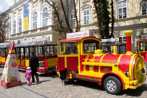 Touri-Bimmelbahn