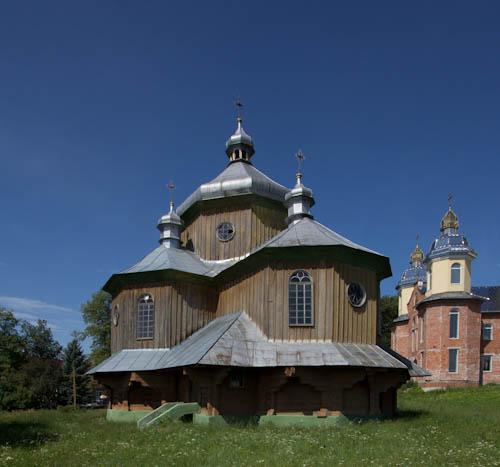 Kirchen in Tschertsche