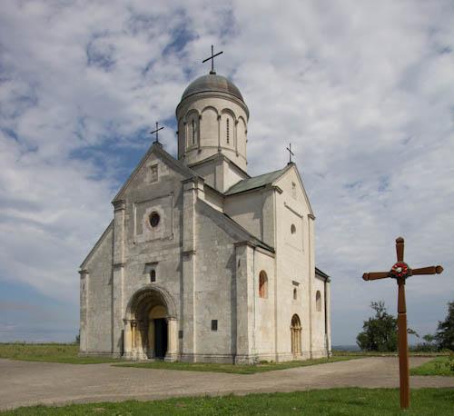 Romanische Kirche St. Panteleimon in Schewtschenkowe