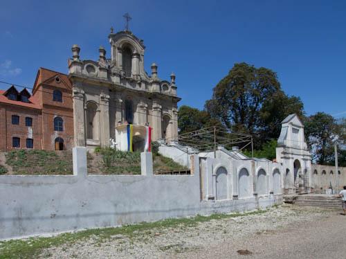 Karmeliterkloster und Kirche in Bilschiwzy