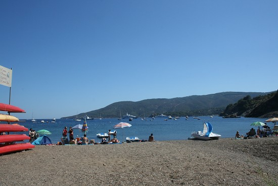 Urlaub auf Elba 2012