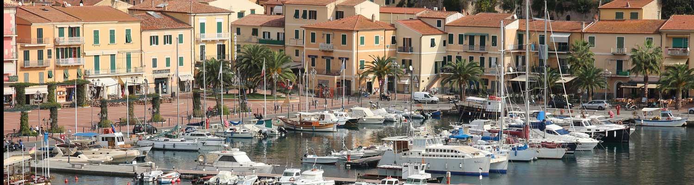 Zwischen Korsika und dem italienischen Festland: Elba – unser Reiseziel 2012