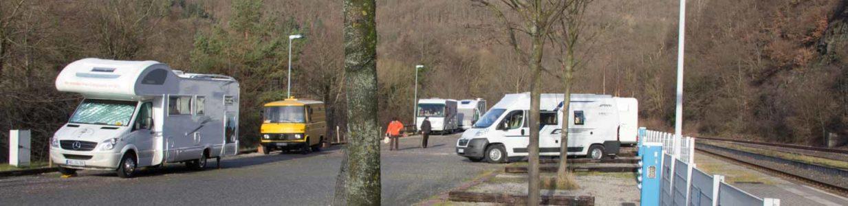 """Ab in die Eifel – Wohnmobil-""""Wintercamping"""" light"""