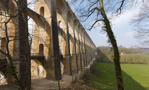 Chaumont und sein Viadukt