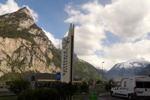 Last Exit Gotthard.
