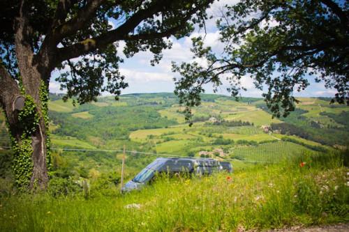 Einer von vielen Panoramablicken