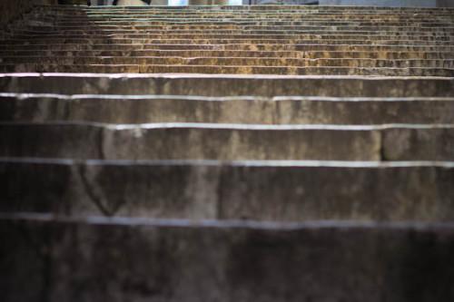 Treppenstrukturen.