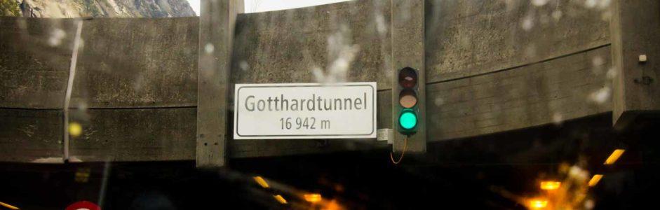 Pfingstsamstag Richtung Schweiz