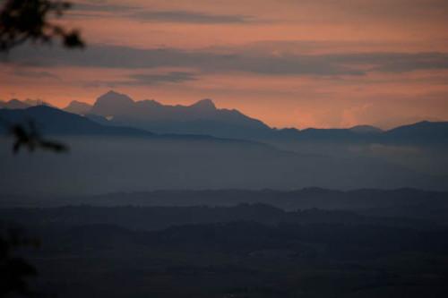 Welches Gebirge ist das?