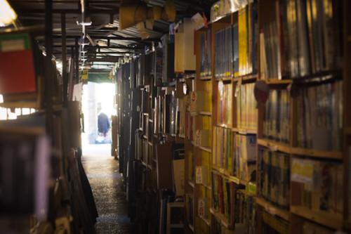 Büchertunnel in Lucca