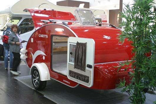 Caretta Wohnwagen