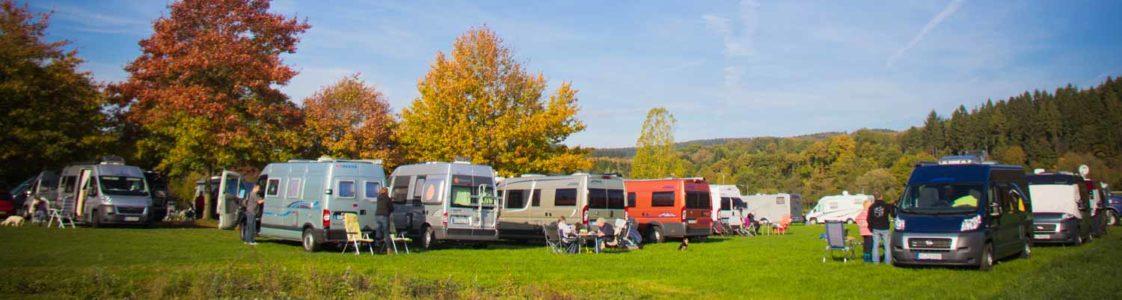 Kastenwagentreffen in Windeck-Dattenfeld