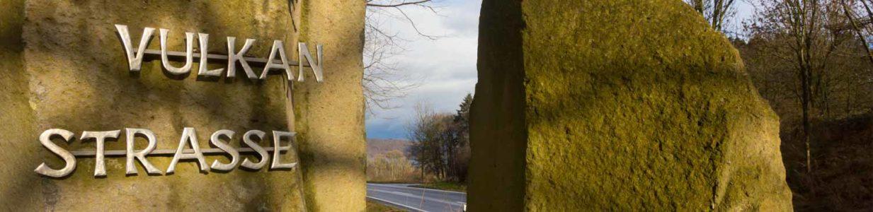 Winterliche Vulkantour in der Eifel