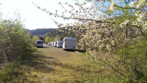 Wohnmobil-Reisemobil-Stellplatz Heimbach Rureifel