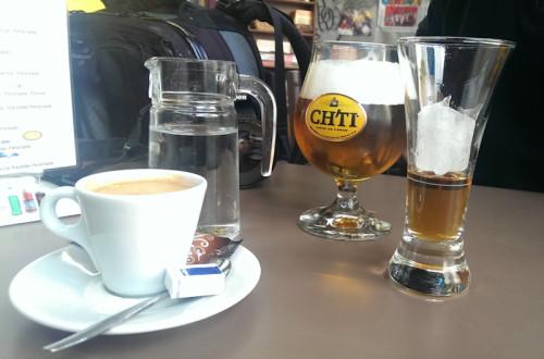 Im Café de la Poste
