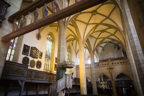 Hauptkirche in Kamenz