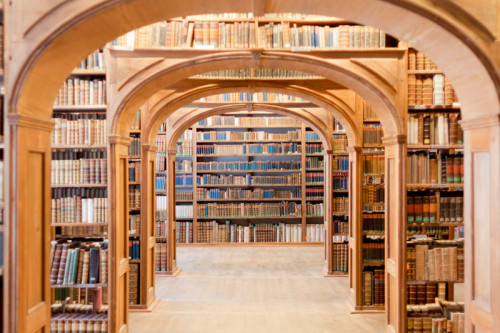 Bibliothek der Wissenschaften im Barockhaus