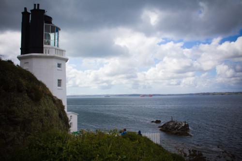 St. Anthonys Head Cornwall Leuchtturm