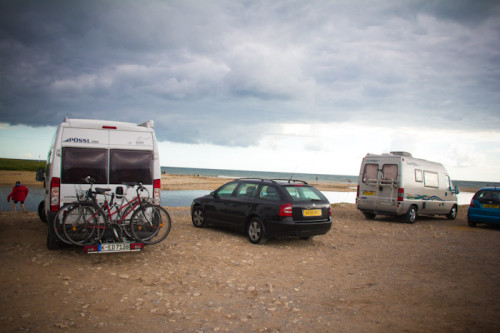 Charmouth Beach Parking