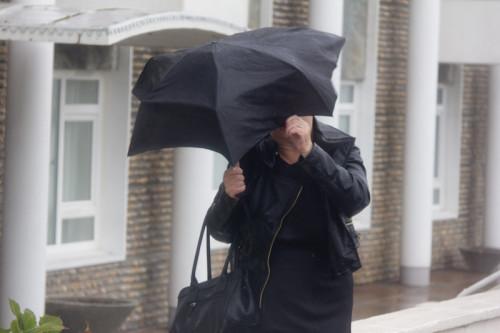 Regen in England