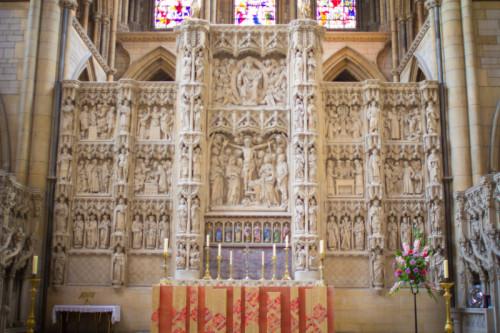 Altarwand
