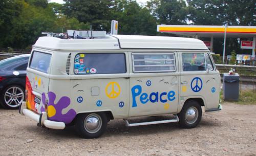 Volkswagen Bully T2 Peace