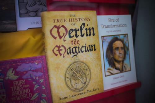 Mystische Buchauswahl allüberall